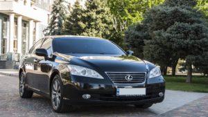 Аренда Lexus в Одессе с водителем